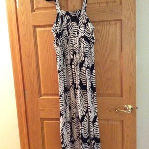 Cute & Summery maxi dress